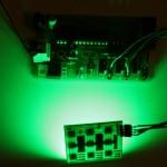 RGB-Cluster grün