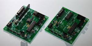RGBW-Controller beide Varianten