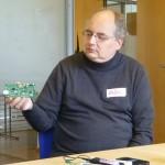 Prototyp vom Controller mit Ethernet