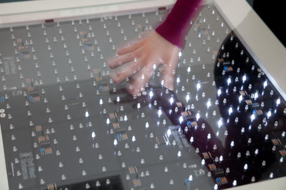 Fabulous Evil Mad Science Interactive LED-Panel - TJ91