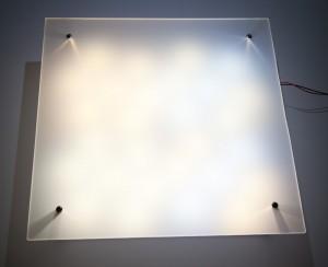Leuchte mit 4er-Modul