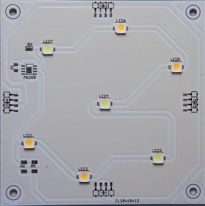 Modul mit Samsung-LEDs