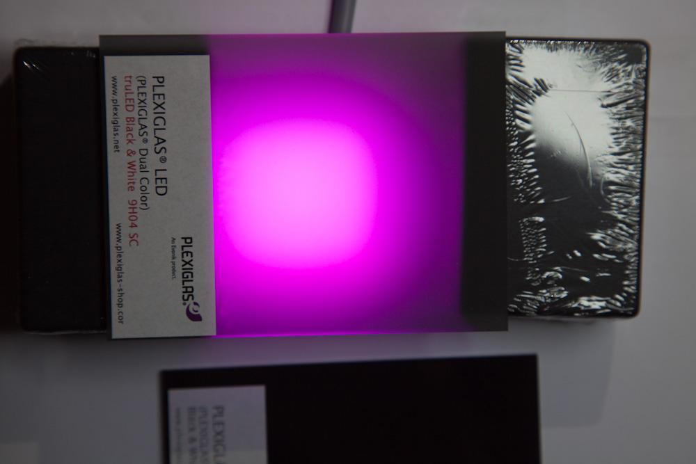 Plexiglas Led Beleuchtung | Plexiglas Schwarz Zur Led Beleuchtung