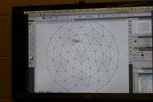 am Anfang war der Plan der Dreiecke