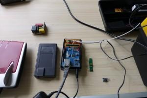 Arduino mit dem 433MHz Sendemodul