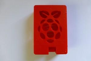das Gehäuse für den Raspberry Pi
