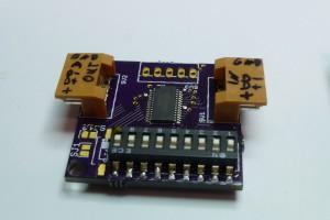 DIP-Schalter des MY9942