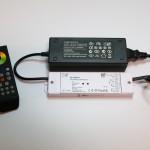Funk-RGBW-Controller zur Steuerung