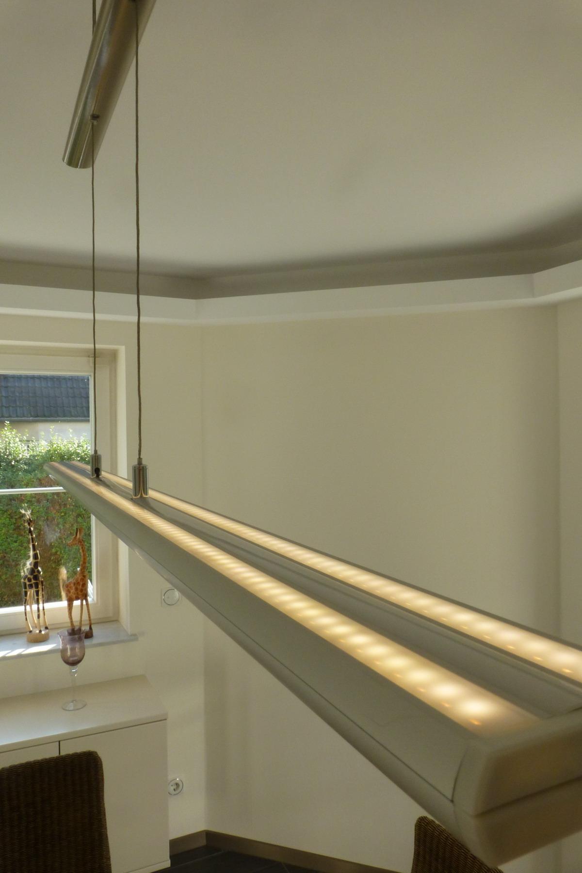 Esstisch Designer Lampe