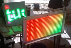LED-Matrix-Projekte