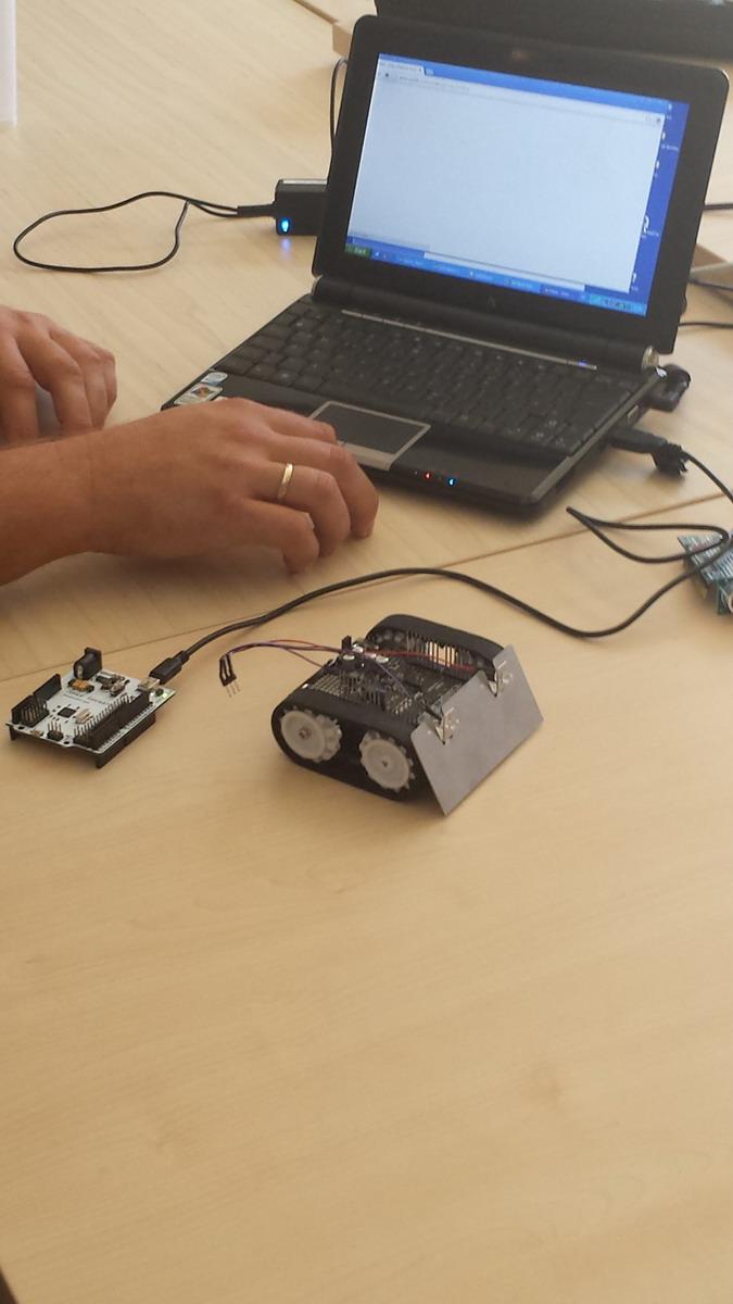 Arduino openspace konferenz dresden elektronik led und mehr