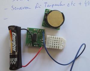 Funk-Sensoren