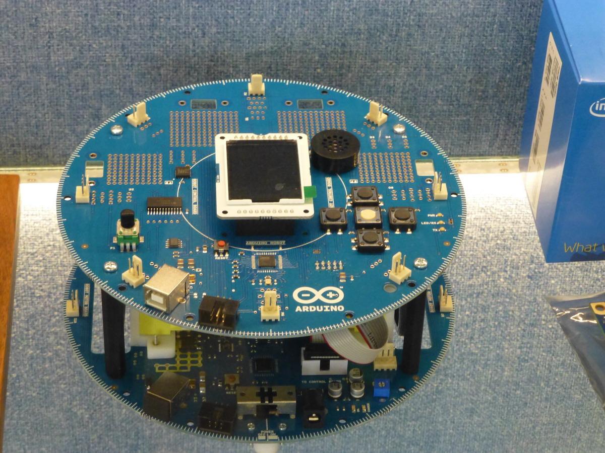 Arduino-Objekte