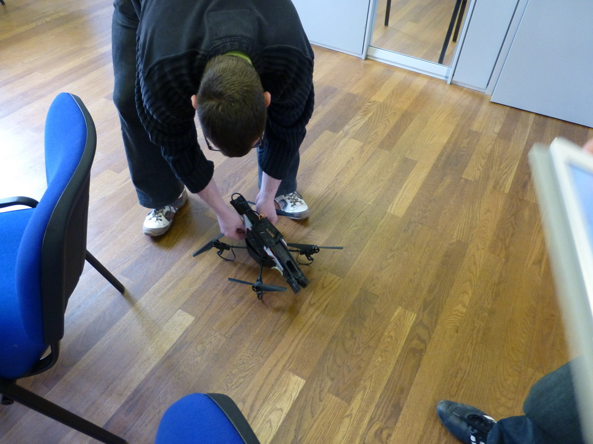 AR-Drohne