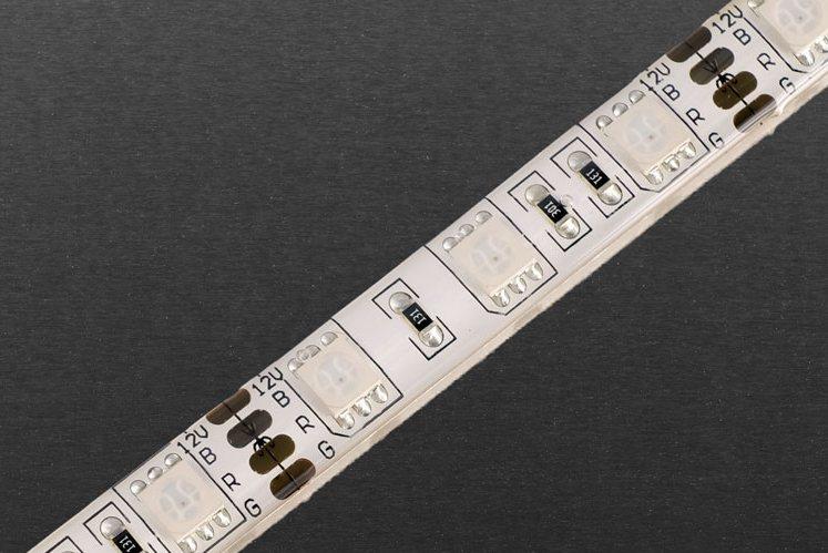 LED Streifen mit Silikonüberzug für Außen