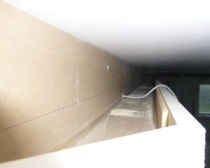 indirekte LED Beleuchtung - Deckenmontage mit Vouten