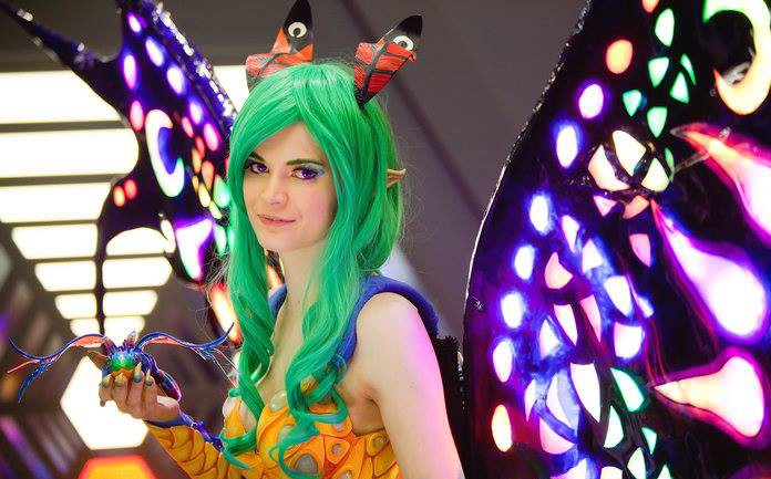 LED Cosplay