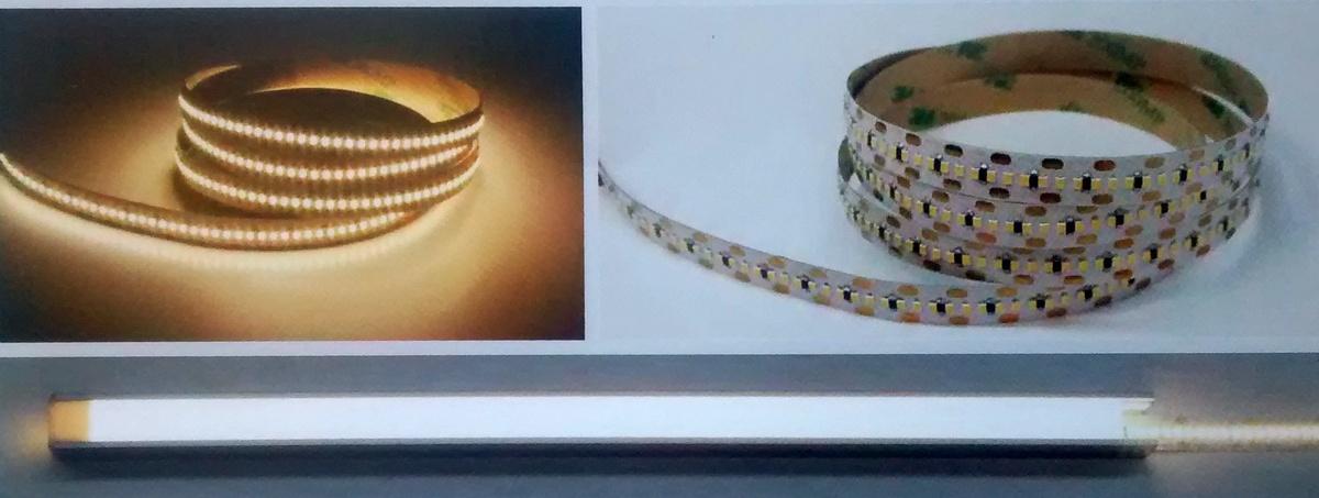 LED-Streifen mit 2216 SMD LED, 300LED/m