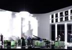 LED Kronleuchter mit 1600 Watt