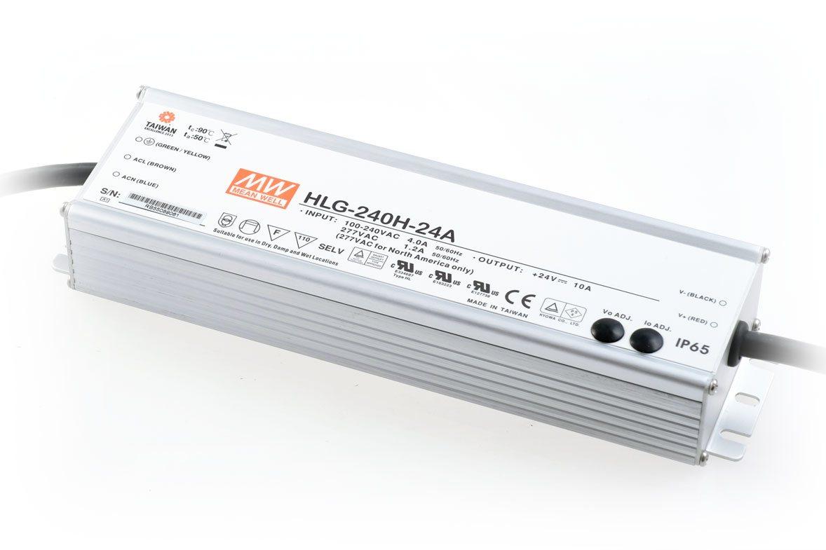 LED-Netzteil HLG-240H-24