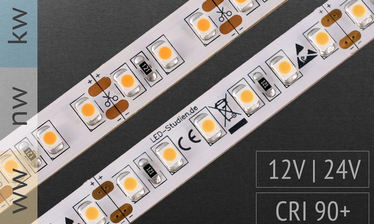 LED-Streifen Varianten