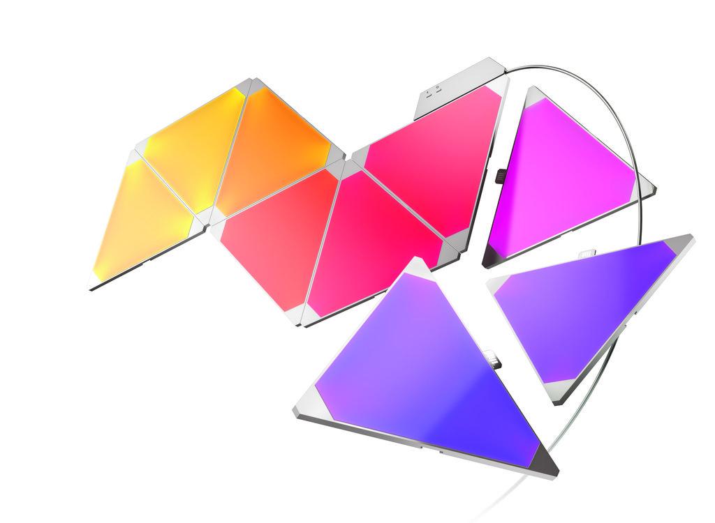 nanoleaf aurora farbe