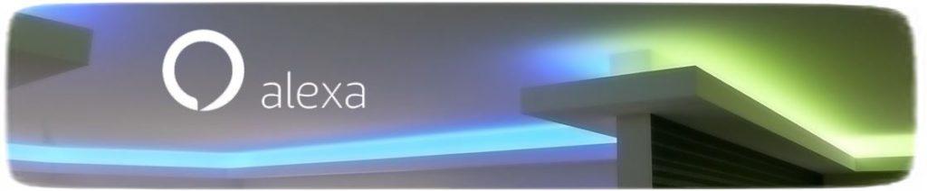 ALEXA Lichtsteuerung