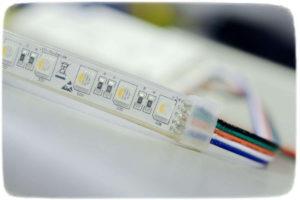LK04-6f RGBW LED Streifen mit Wasserschutz