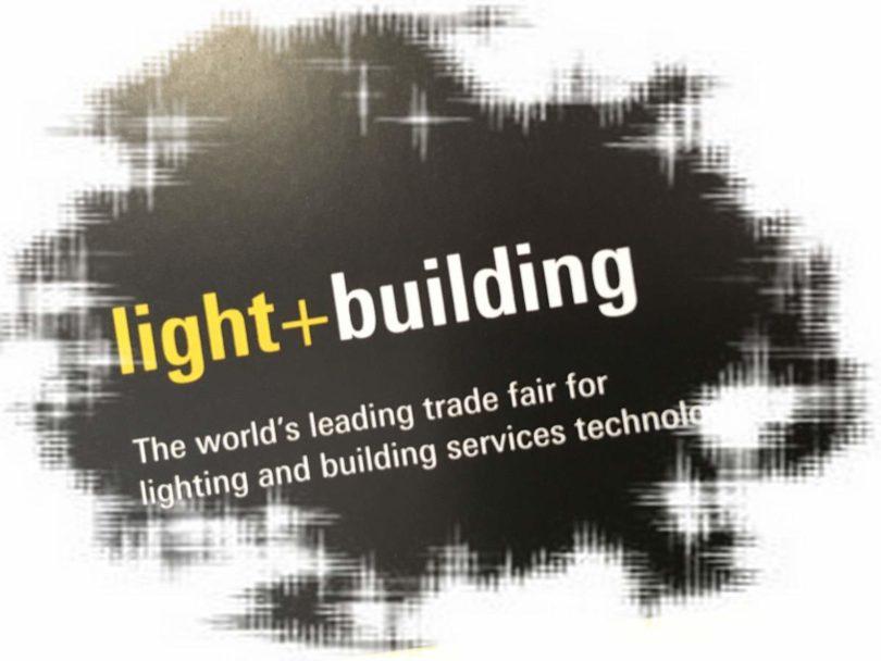 Light & Building Frankfurt Logo 2018