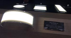 OLED Panel biegbar, 300lm, CRI>90