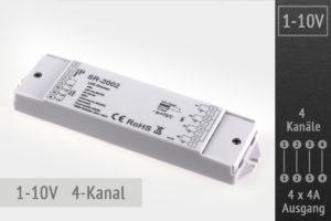 1-10V RGBW LED Controller