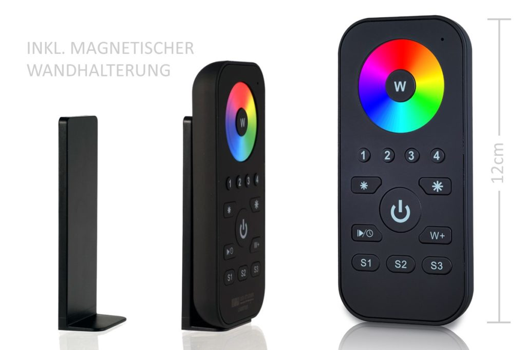 RGBW LED Fernbedienung