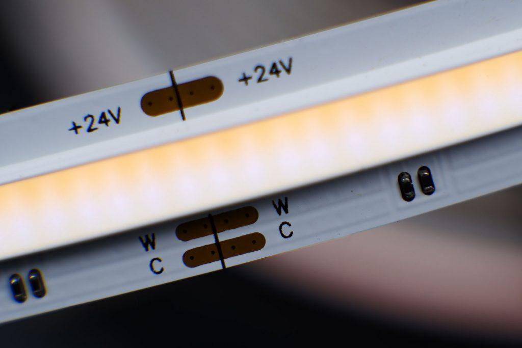 CCT COB LED Streifen