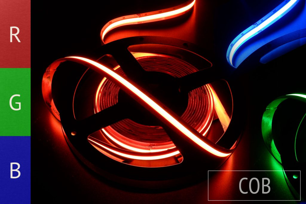 RGB COB LED-Streifen