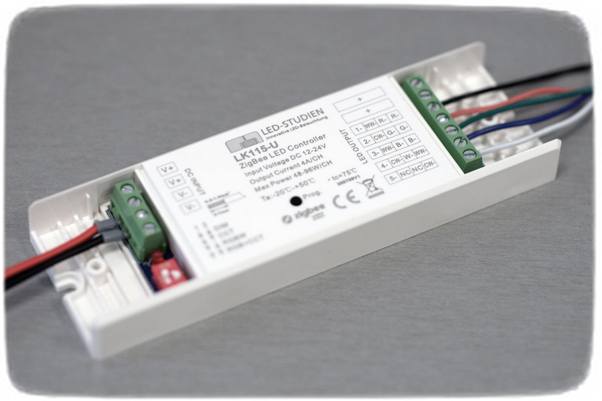 ZigBee Controller LK115-U von LED-Studien