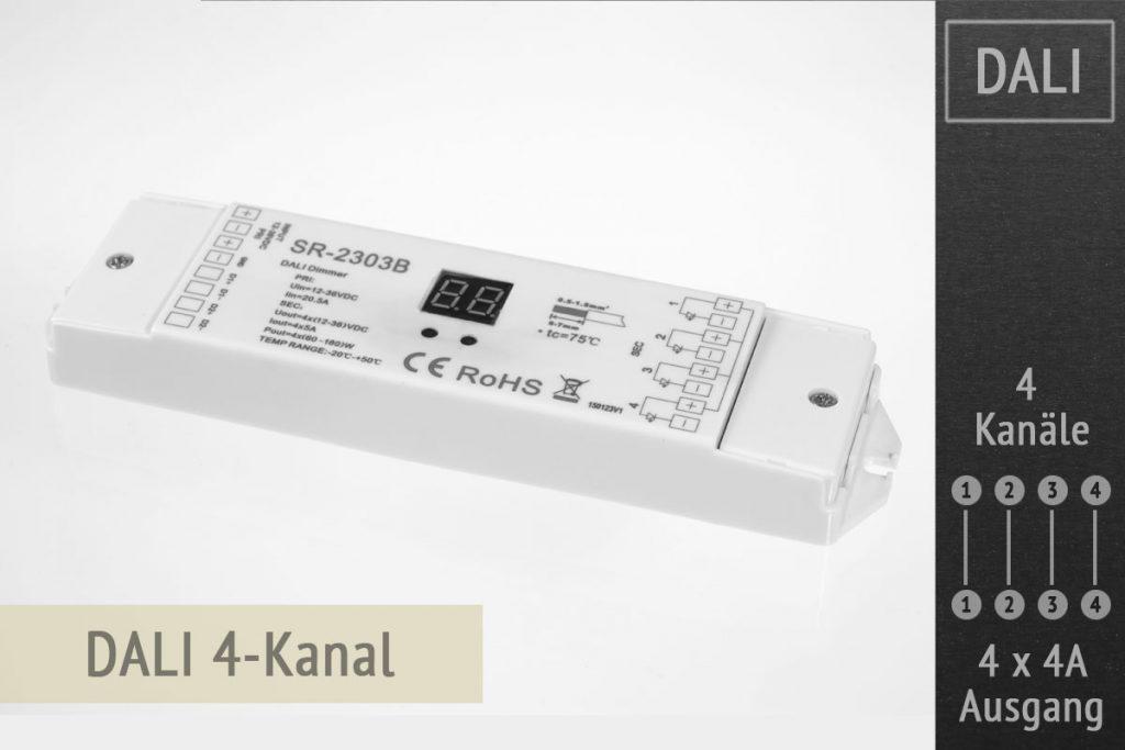 RGBW DALI LED Controller